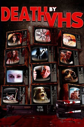 Death by VHS Poster