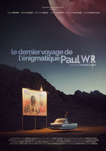 The Last Journey of the Enigmatic Paul WR Poster