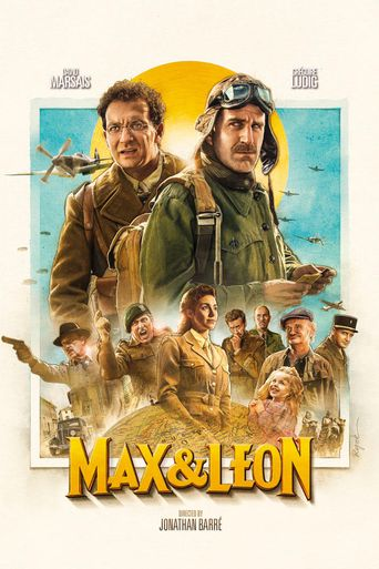 Max & Leon Poster