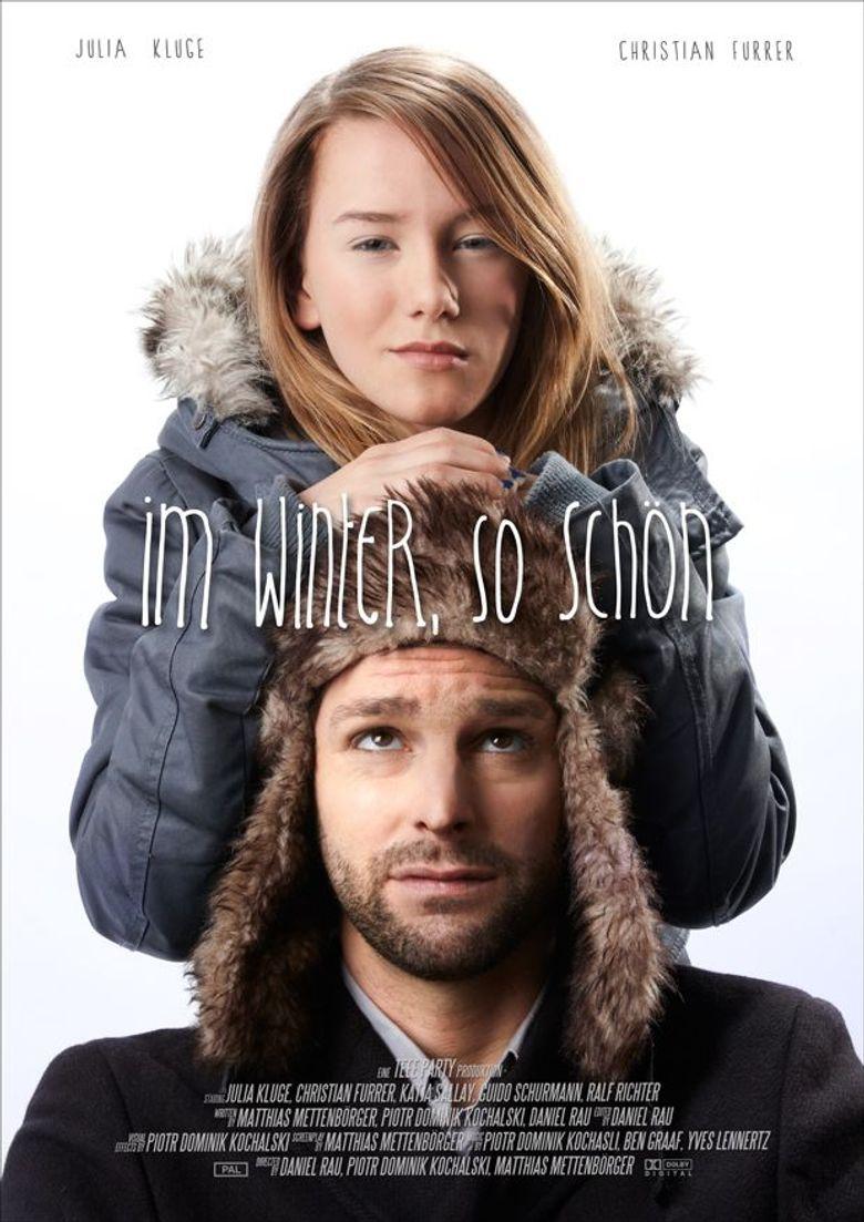 Im Winter, So Schön Poster