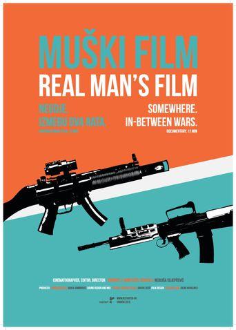 Real Man's Film Poster