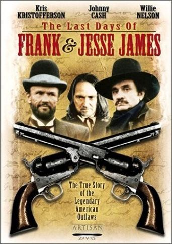 The Last Days of Frank and Jesse James Poster