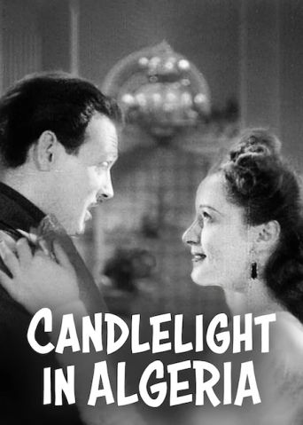 Candlelight in Algeria Poster