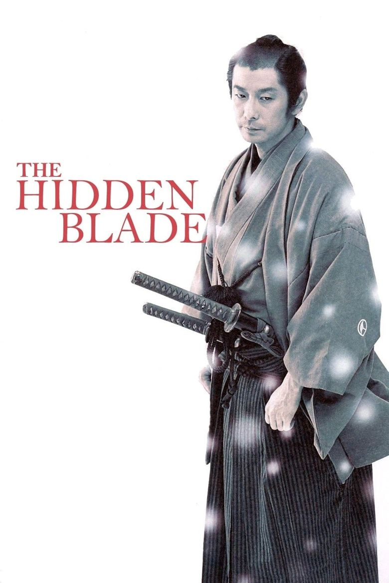 The Hidden Blade Poster