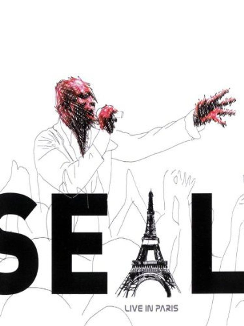 Seal: Live In Paris Poster