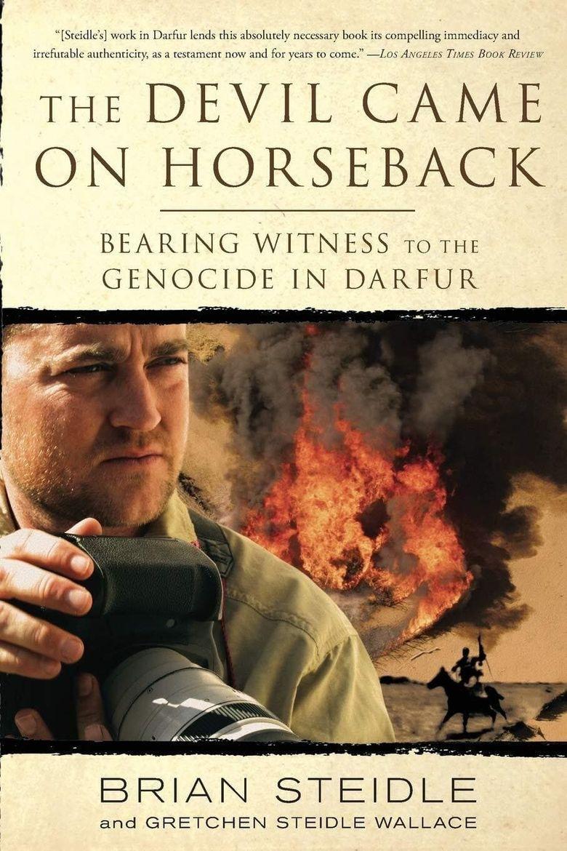 The Devil Came on Horseback Poster