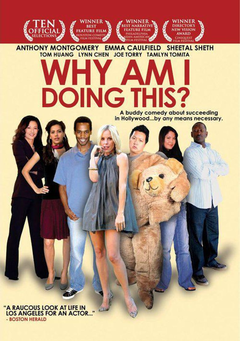 Why Am I Doing This? Poster