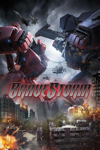 BraveStorm Poster