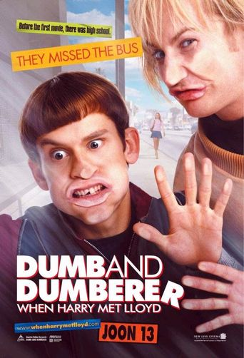 Watch Dumb and Dumberer: When Harry Met Lloyd