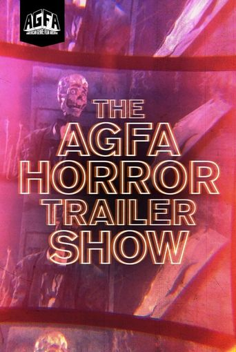 The AGFA Horror Trailer Show Poster