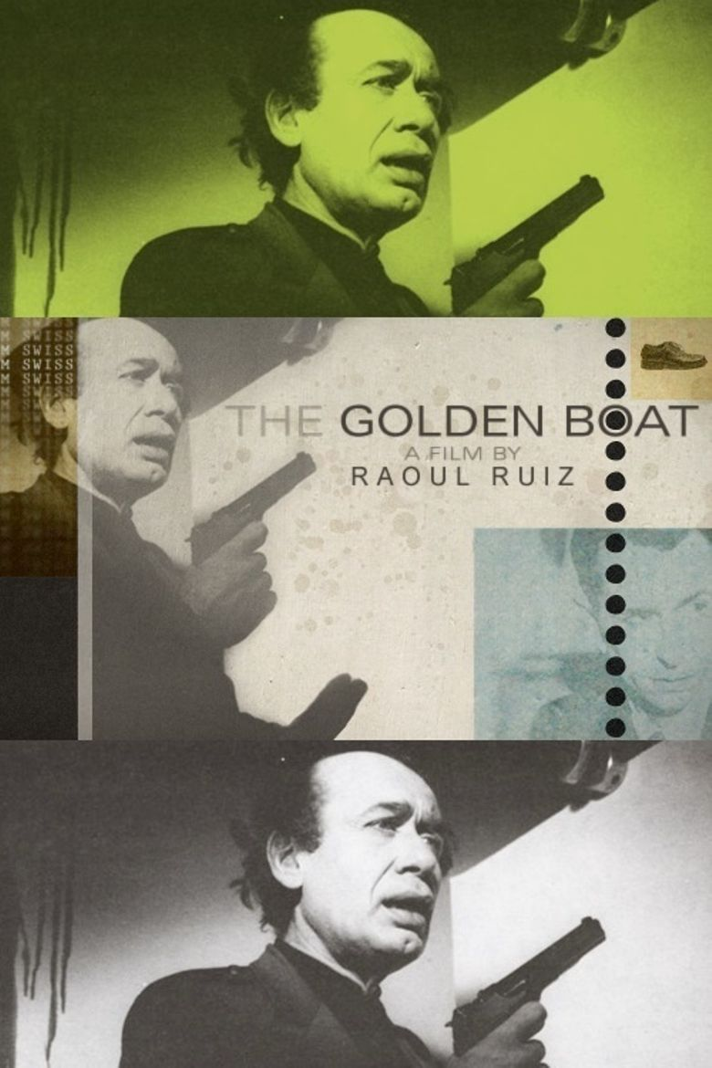 The Golden Boat Poster