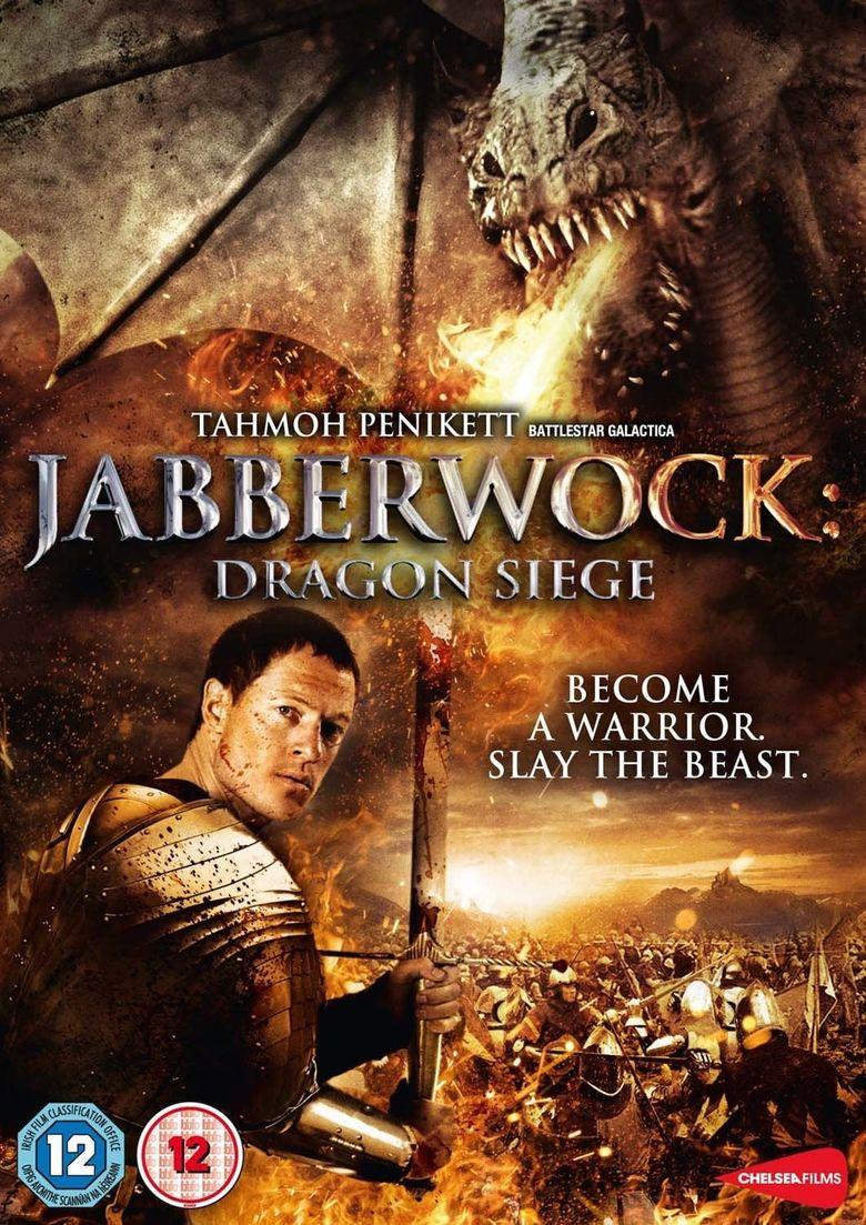 Jabberwock Dragon Siege Poster