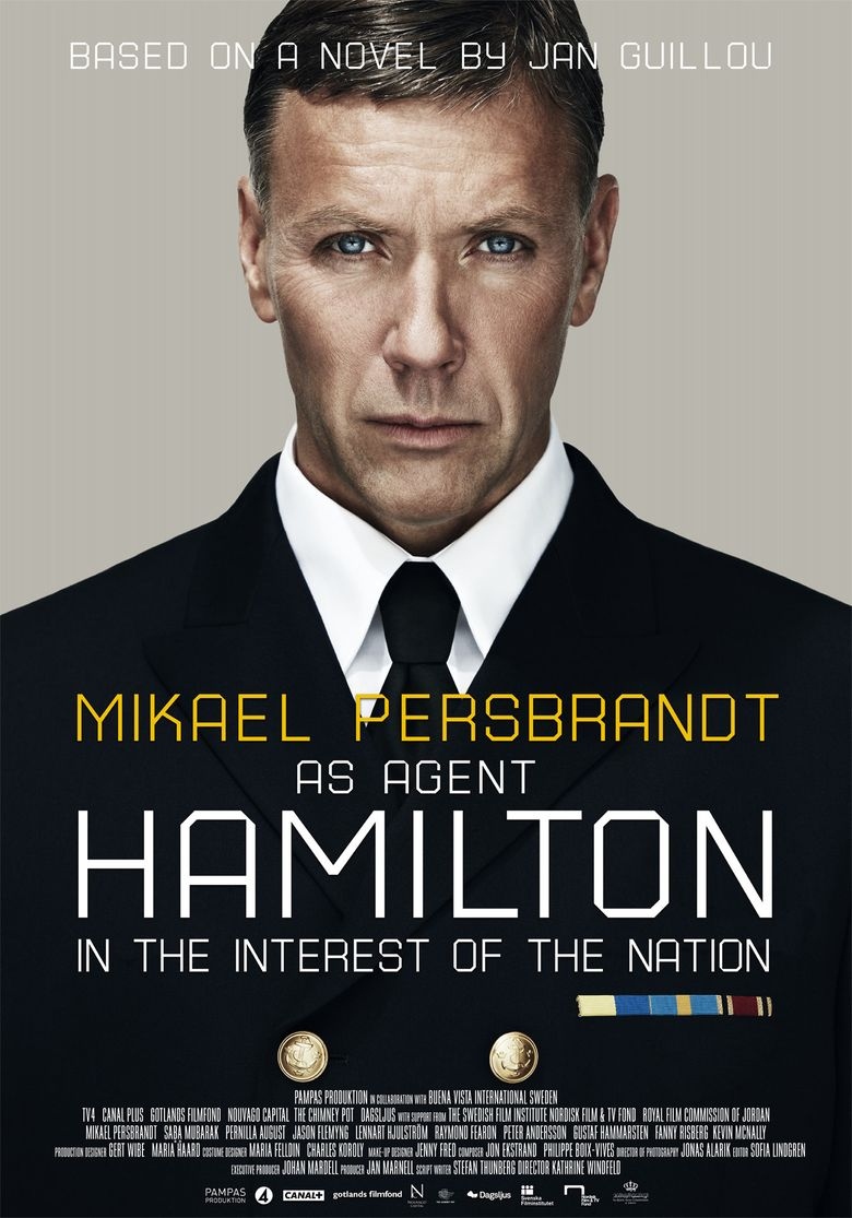 Hamilton: In the Interest of the Nation Poster