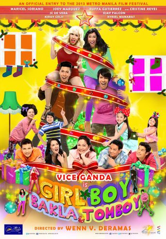 Girl, Boy, Bakla, Tomboy Poster