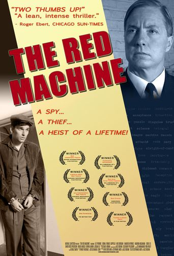 The Red Machine Poster
