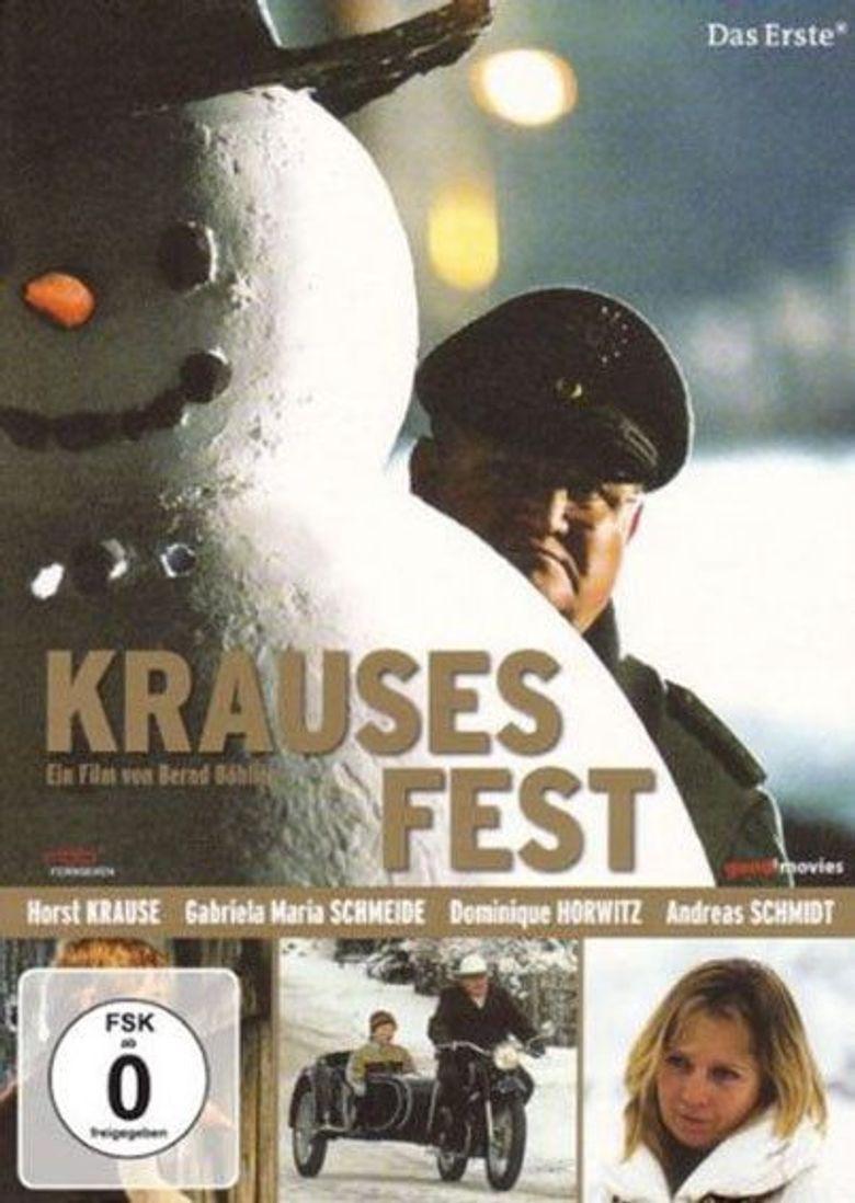 Krauses Fest Poster