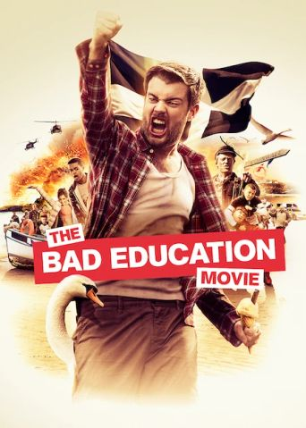 The Bad Education Movie Poster
