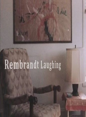 Rembrandt Laughing Poster