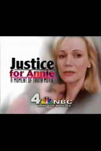 Justice for Annie Poster