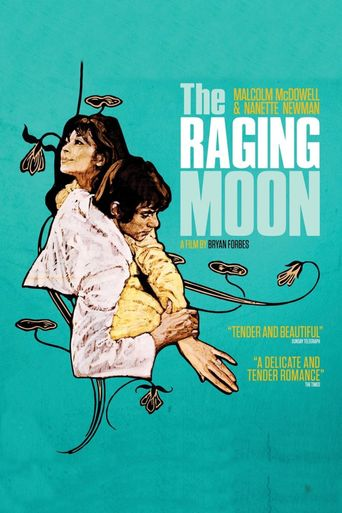 The Raging Moon Poster