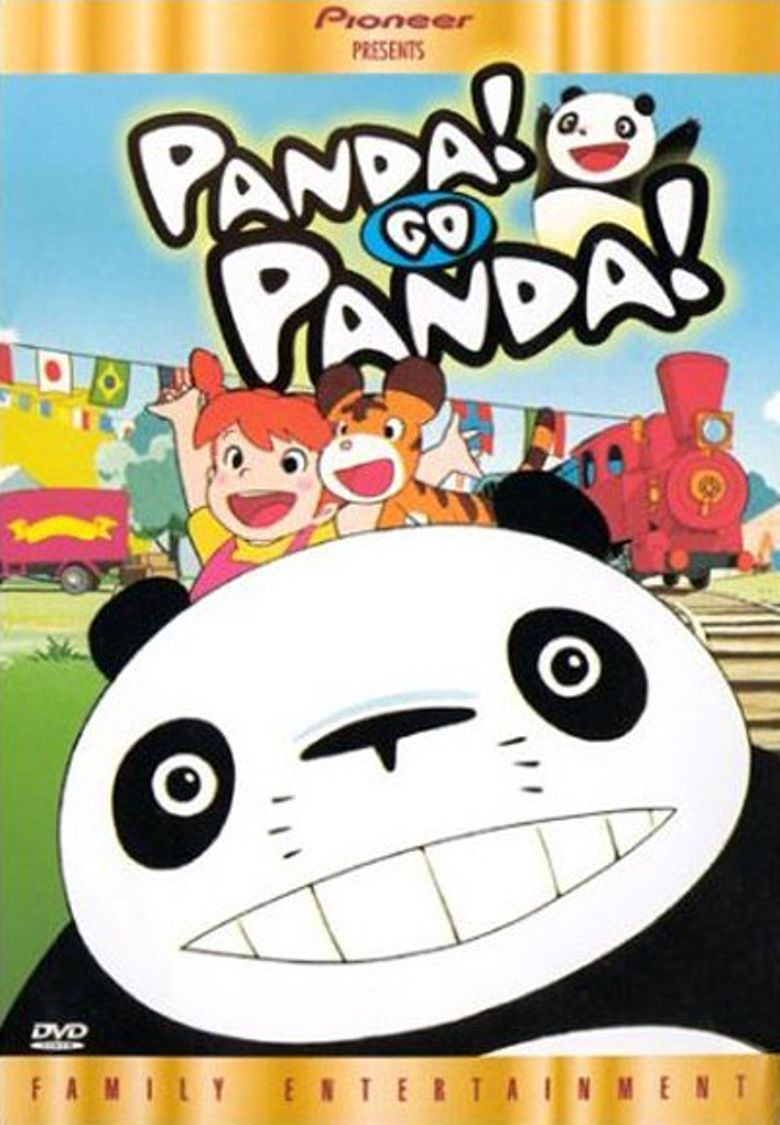 Panda! Go Panda!: Rainy Day Circus Poster