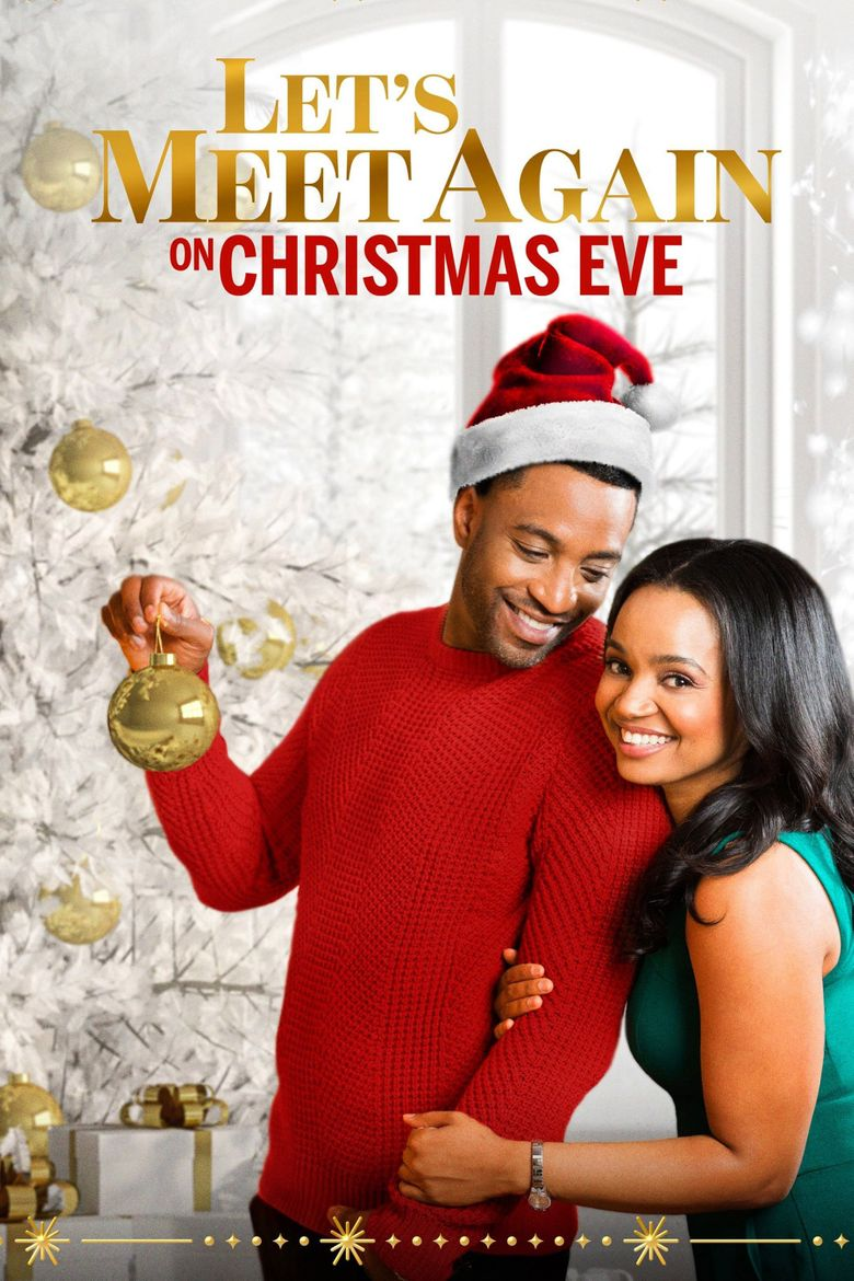 Let's Meet Again on Christmas Eve Poster