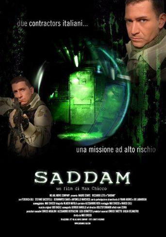 Saddam Poster