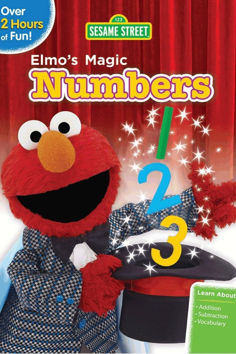Sesame Street: Elmo's Magic Numbers Poster