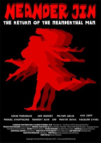 Neander-Jin: The Return of the Neanderthal Man Poster