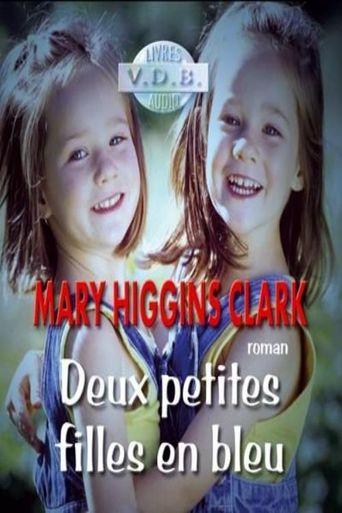 Deux petites filles en bleu Poster