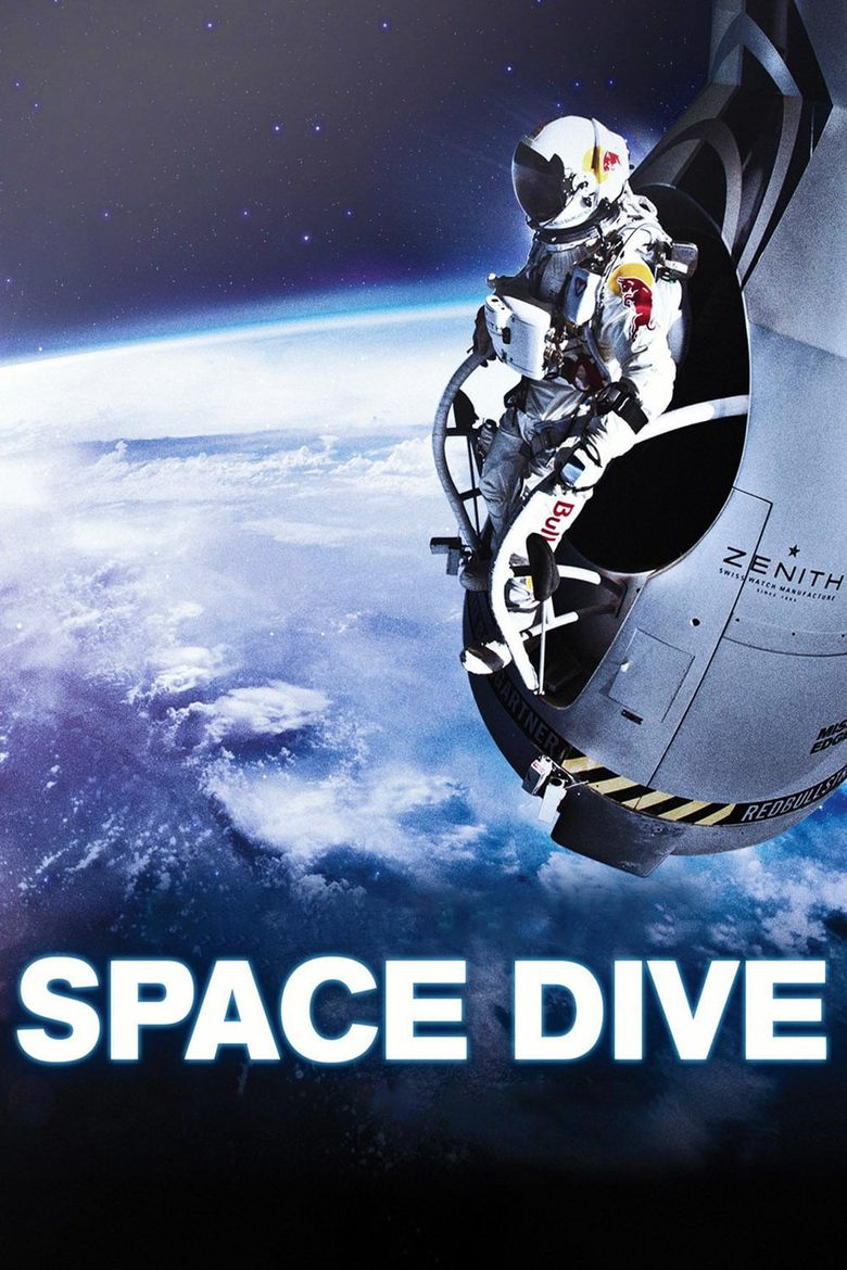 Space Dive Poster