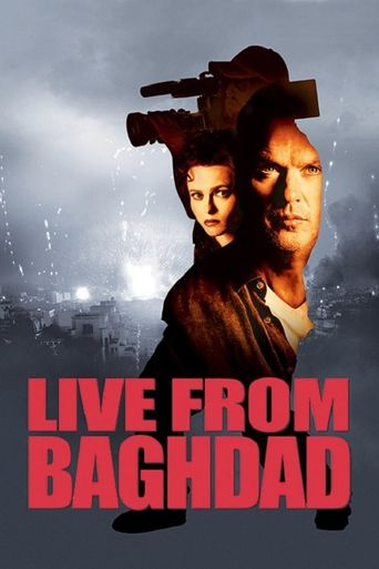 Live from Baghdad Poster