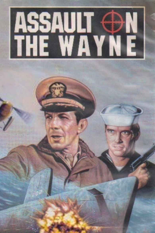 Assault on the Wayne Poster