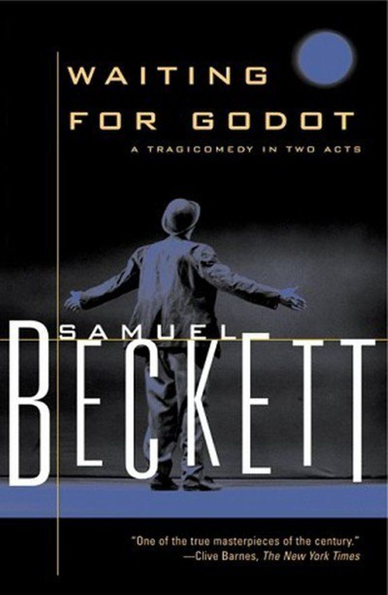 Waiting for Godot Poster