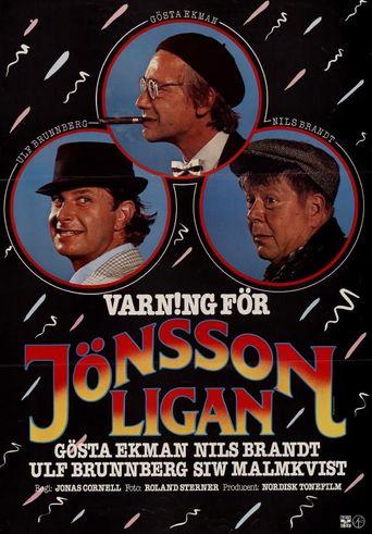 Beware of the Jönsson Gang Poster