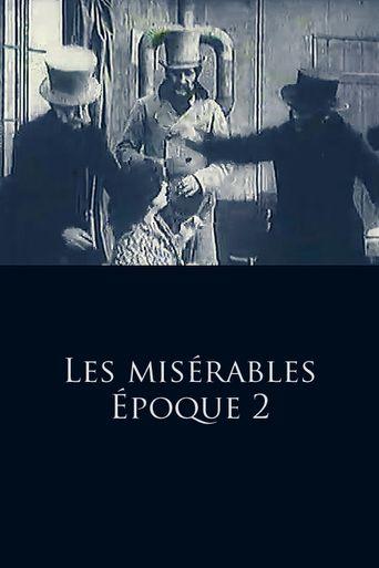 Les misérables - Époque 2: Fantine Poster