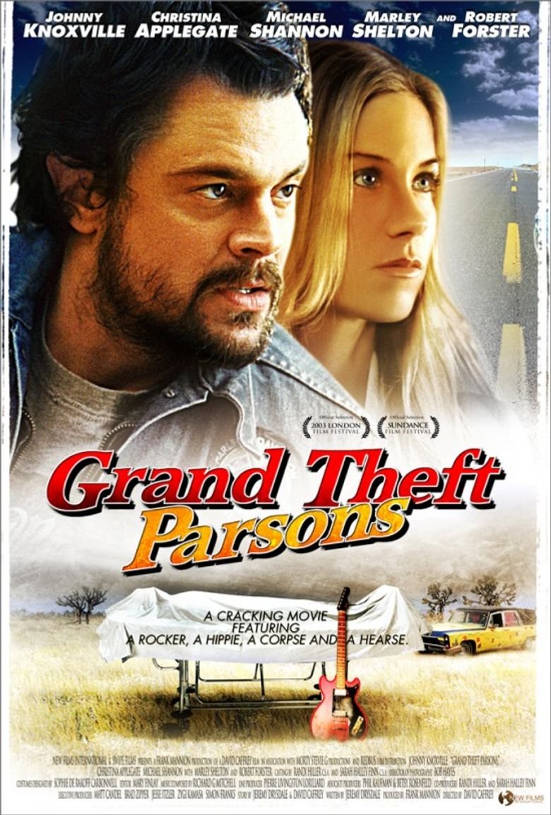 Grand Theft Parsons Poster