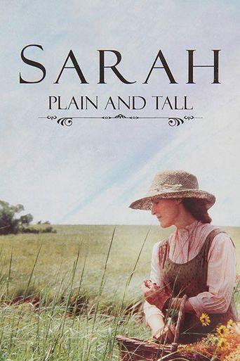 Sarah, Plain and Tall Poster