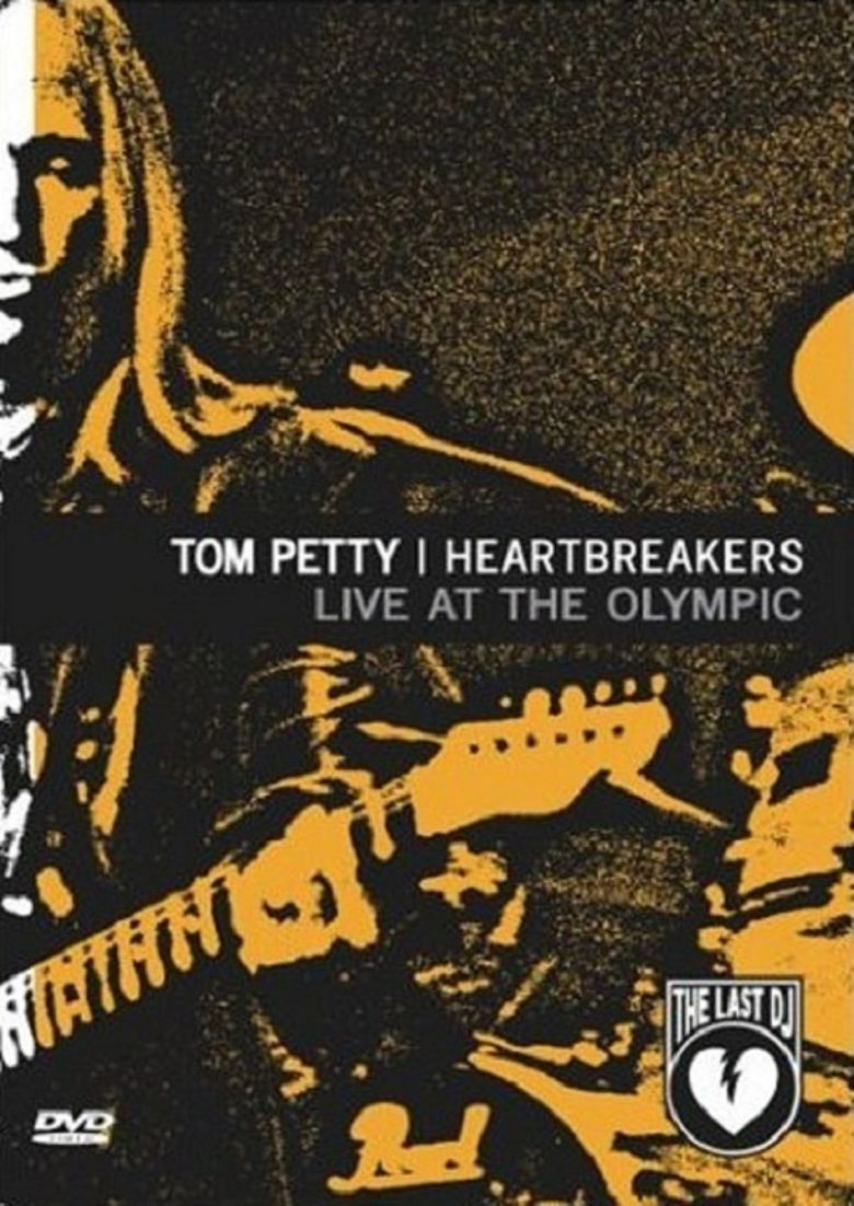 Tom Petty and the Heartbreakers: Live at the Olympic (The Last DJ) Poster