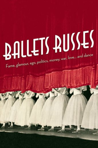 Ballets Russes Poster