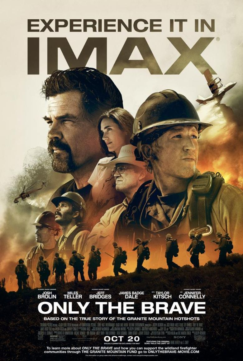Watch Only the Brave