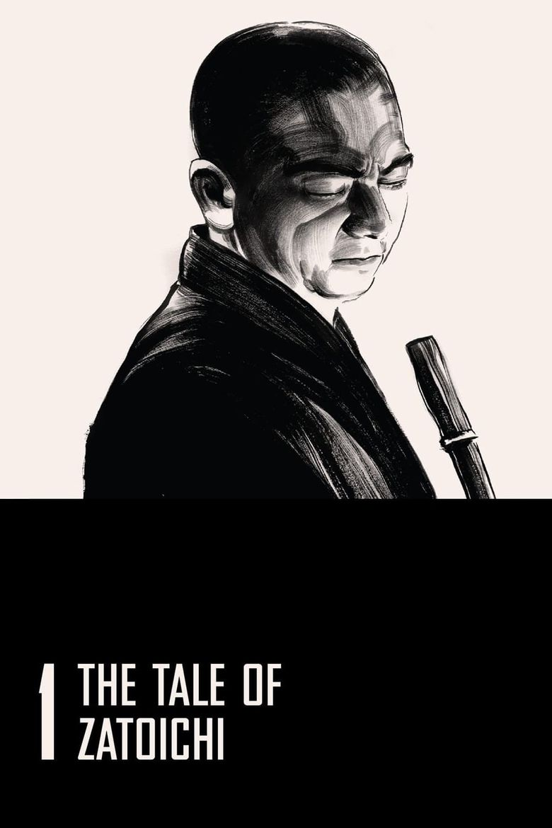The Tale of Zatoichi Poster