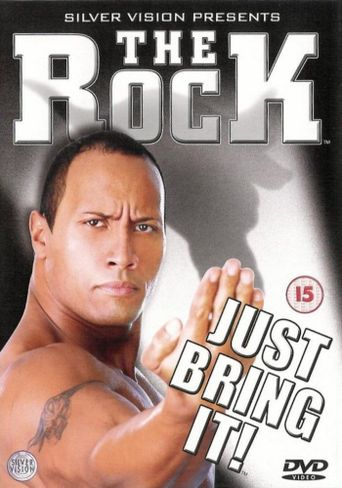 The Rock - Just Bring It! Poster