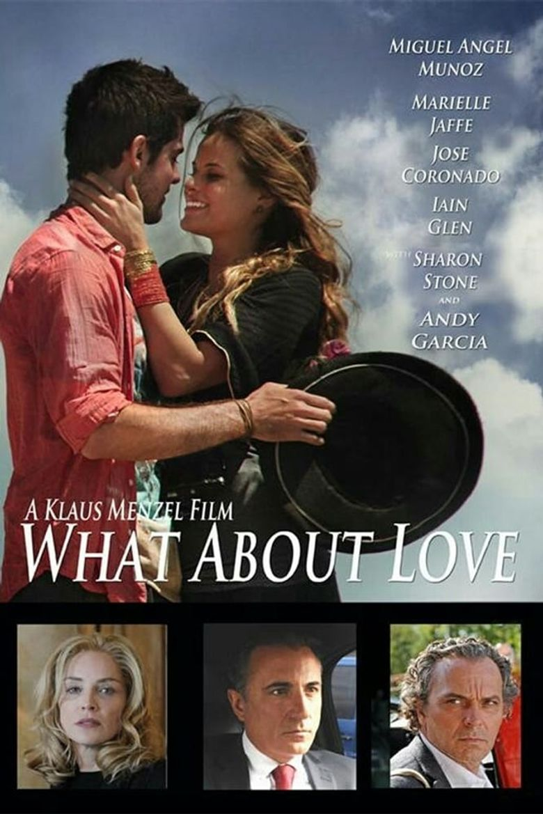 What About Love Poster