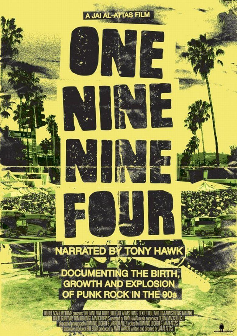 One Nine Nine Four Poster