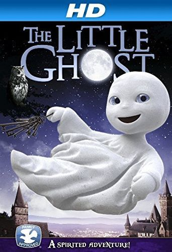 The Little Ghost Poster