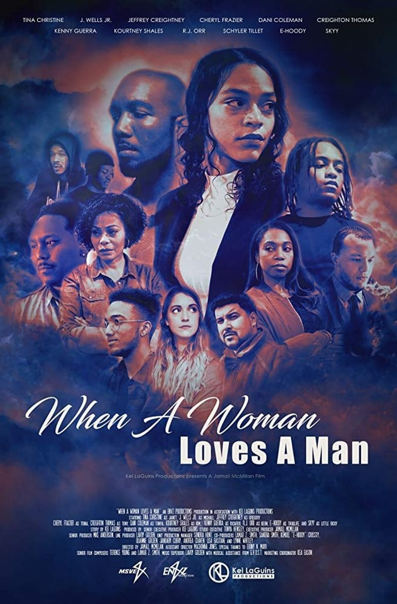 When a Woman Loves a Man Poster