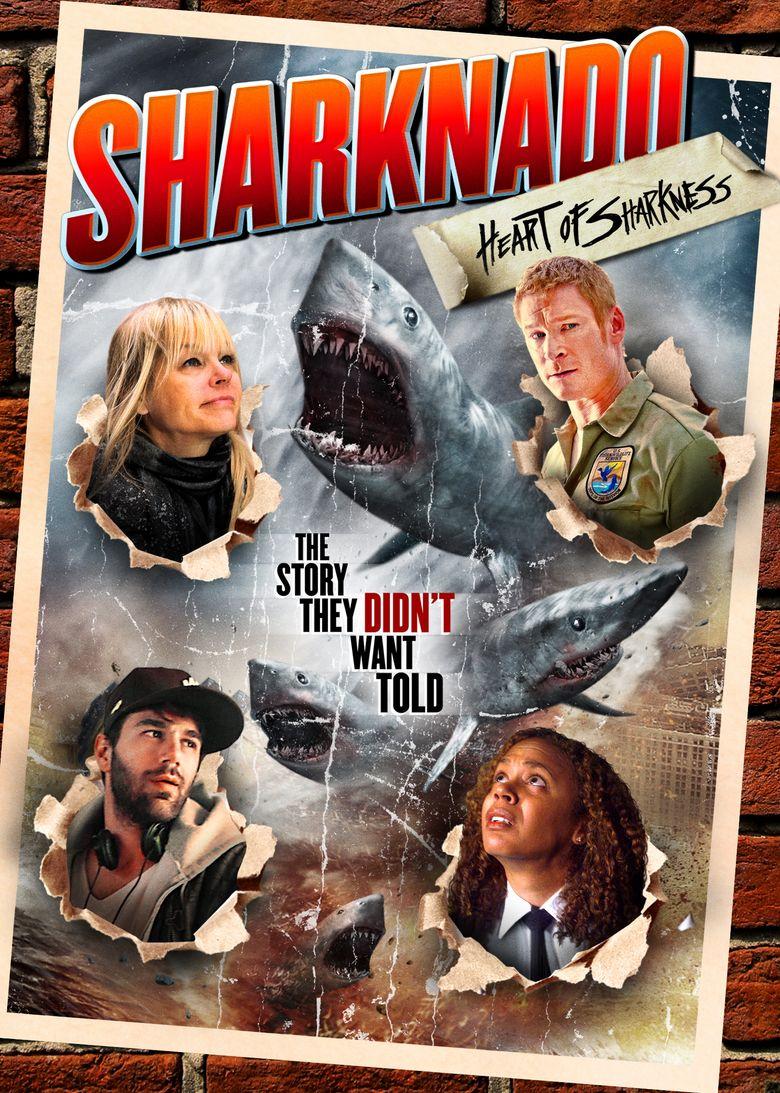 Sharknado: Heart of Sharkness Poster