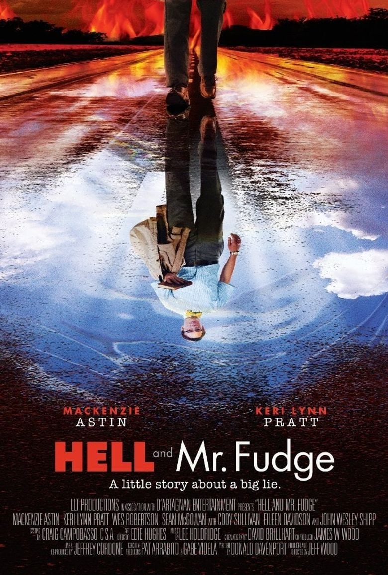 Hell and Mr Fudge Poster
