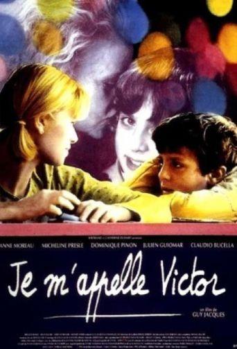 Je m'appelle Victor Poster